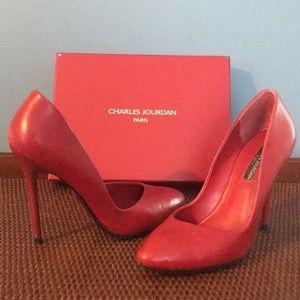 Charles Jourdan Paris shoes in size 7.5
